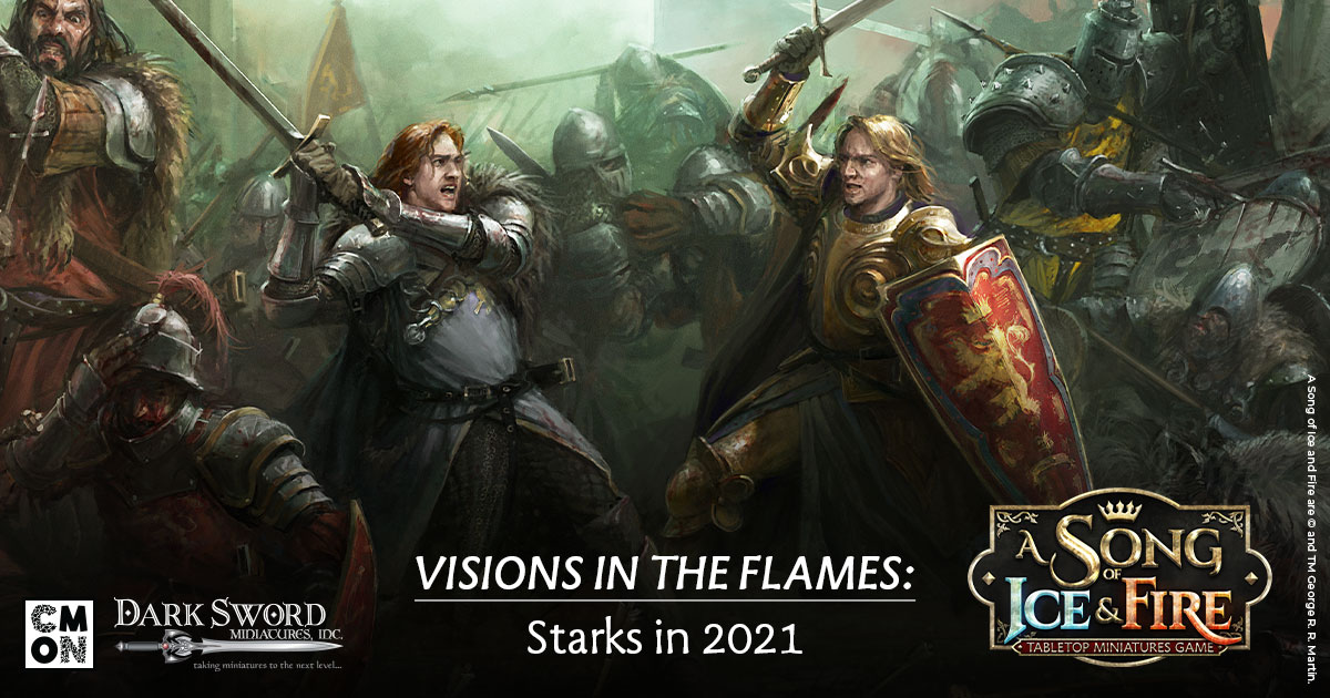 Vision in the Flames: Stark in 2021
