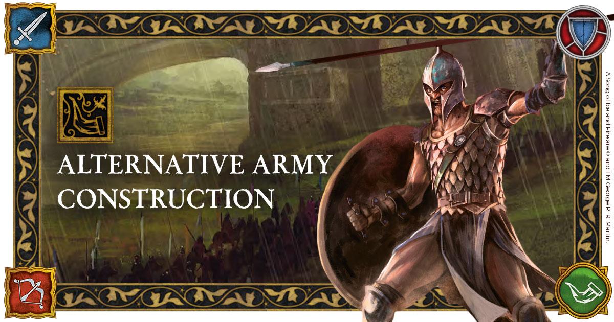 Alternate Army-Construction Variant