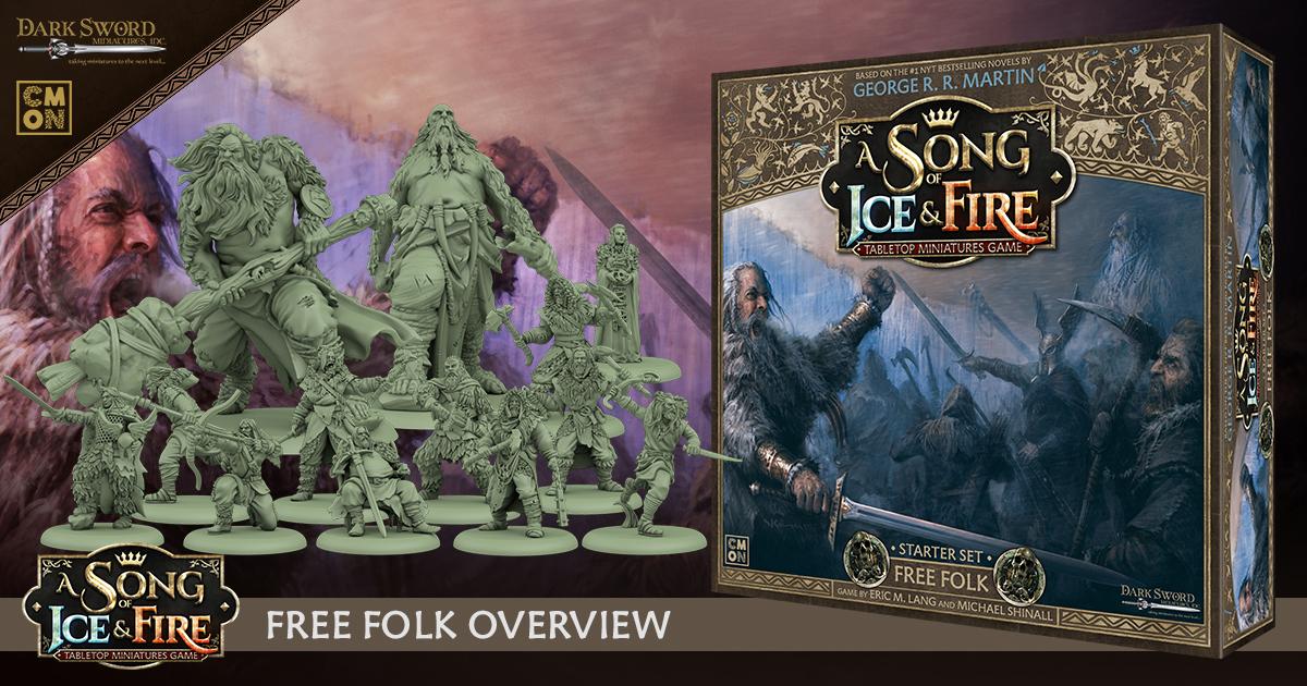 Free Folk Starter Set Overview