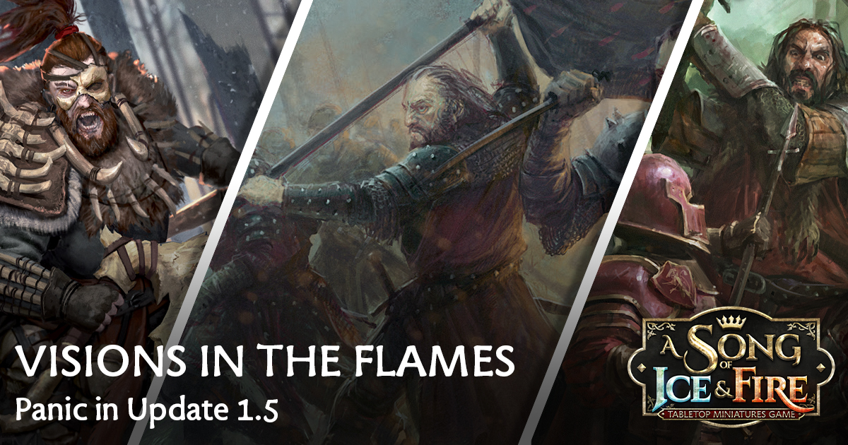 Visions in the Flames: Panic in Update 1.5