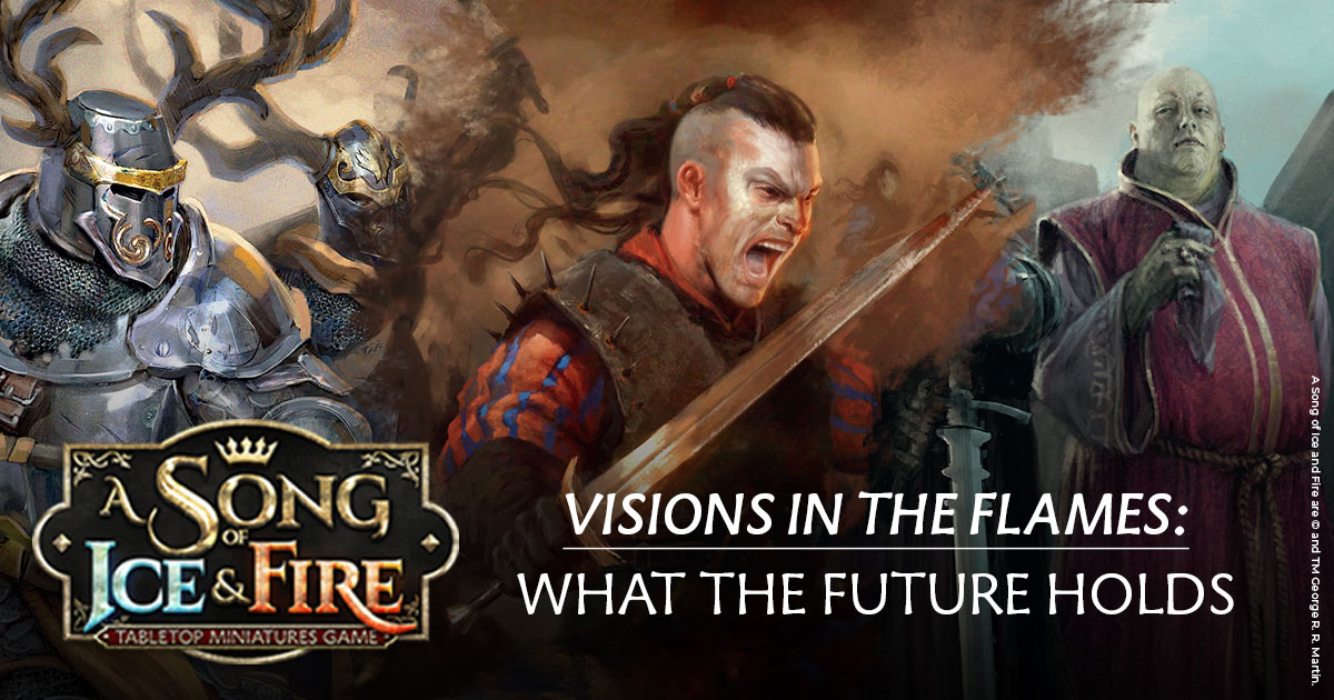Visions in the Flames: What the Future Holds