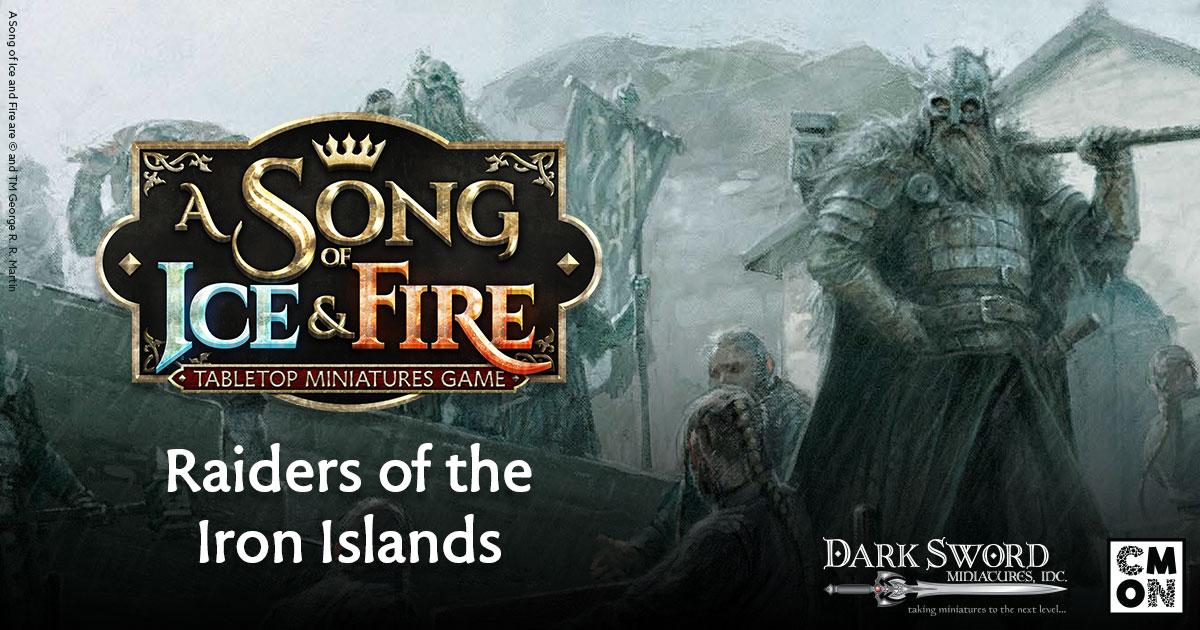 Raiders of the Iron Islands