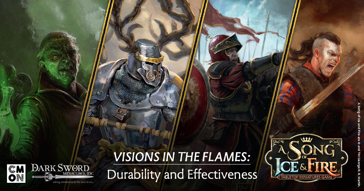 Visions in the Flames: Durability and Effectiveness