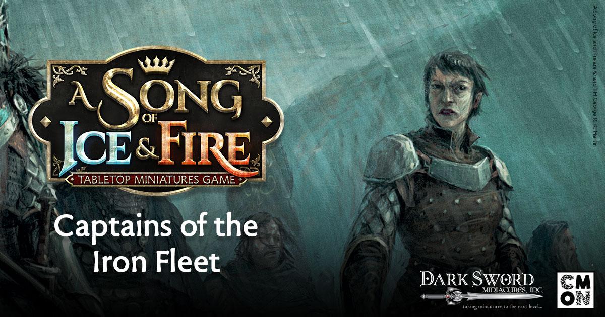 Captains of the Iron Fleet