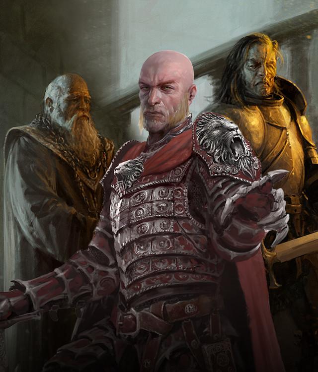 Lannister Heroes Set 1