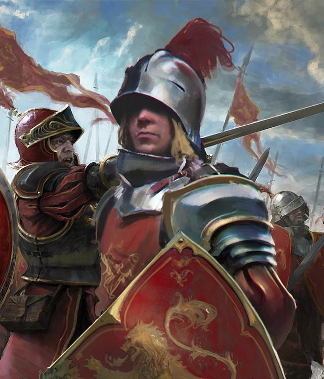 Lannister Guardsmen