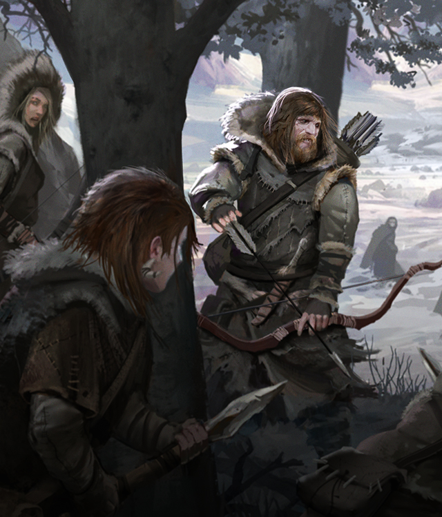 Free Folk Trappers
